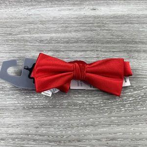 Van Heusen Red Bow Tie